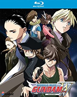 Mobile Suit Gundam Wing Collection 1