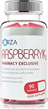 Forza Raspberry K2 Reduced Caffeine Weight Loss Diet Supplement – 90 Capsules Estimated Price : £ 29,97