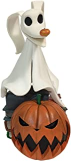 DIAMOND SELECT TOYS The Nightmare Before Christmas: Zero Resin Bust Figure Resin Bust