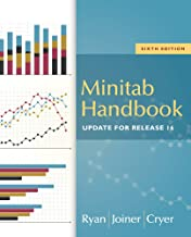 MINITAB Handbook: Update for Release 16