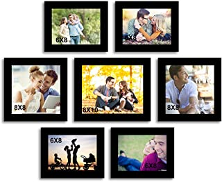 Best Years - Set of 7 Individual Photo Frame. Size (6x8, 8x8, 8x10)