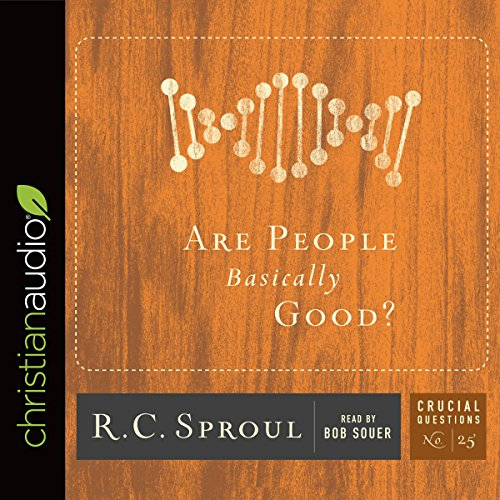 Couverture de Are People Basically Good?