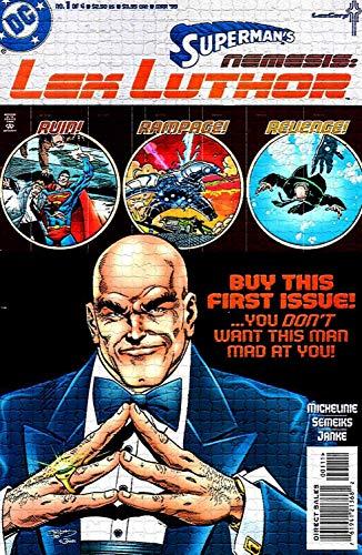 Supermans Nemesis Lex Luthor (English Edition)