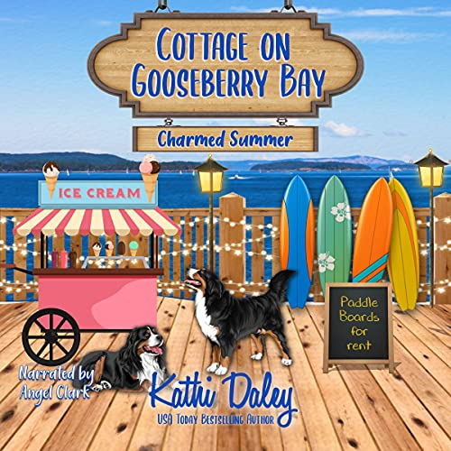 Cottage on Gooseberry Bay cover art