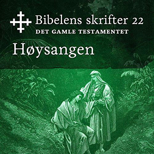 Høysangen audiobook cover art