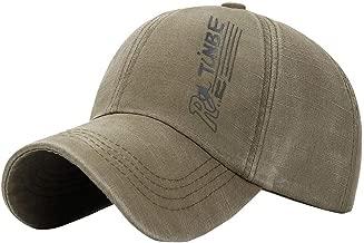 MEANIT Baseball Cap, Unisex Men Baseball Cap Motors Racing Cotton Motorcycle Back Trucker Biker Hat