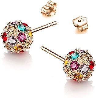 Best men's pierced earrings Reviews