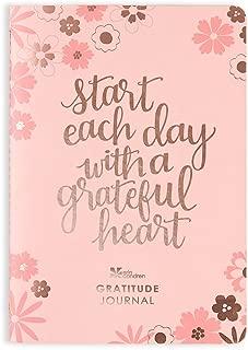 Erin Condren Designer Petite Planner with 80 Pages, 6 Undated Months and Sticker Sheet - Gratitude Journal