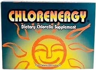 Chlorenergy Chlorella, 1500 Count