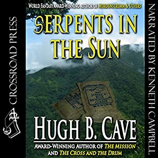 Serpents in the Sun audiobook cover art