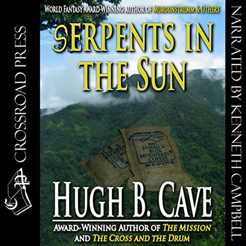 Serpents in the Sun cover art