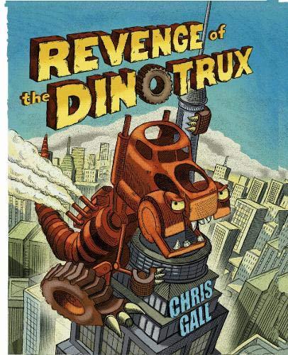 Image of Revenge of the Dinotrux (Dinotrux, 2)