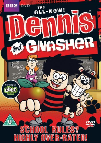 Dennis and Gnasher - School Rules? Highly Over Rated!