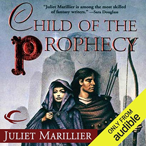 Child of the Prophecy audiobook cover art