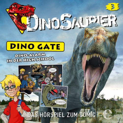 Dino-Alarm in der High School Titelbild