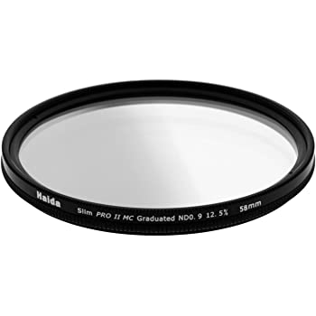 Haida 49mm Slim PRO II Multi-Coated ND8 Filter Neutral Density ND 0.9 3 Stop HD2017-49