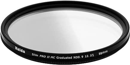 58mm Haida Slim PRO II Filter Multi-Coated Grad Graduated Neutral Density ND ND8 58