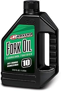 Best Maxima 55901 10WT Standard Hydraulic Fork Oil - 1 Liter Bottle Reviews