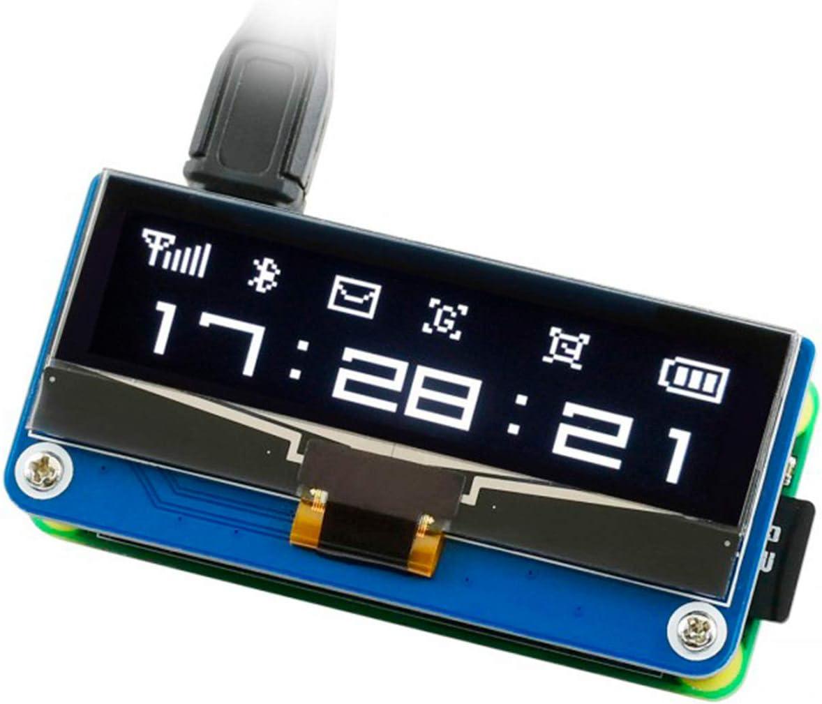 2.23inch OLED Display HAT 128×32 I2C Em Interface Award New mail order SPI Pixels