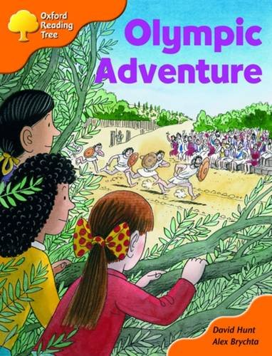 Oxford Reading Tree: Stage 6: More Storybooks C: Olympic Adventureの詳細を見る