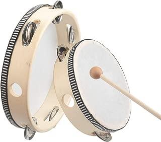 shaker in plastica colore casuale Shakers di plastica a percussione per banda di accompagnamento musicale Leezo accessori per strumenti musicali