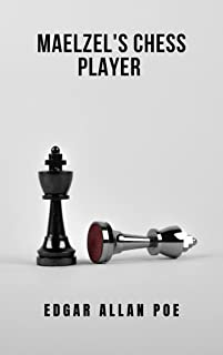 Maelzel's Chess Player : A novel that will catch you and make you think (English Edition)