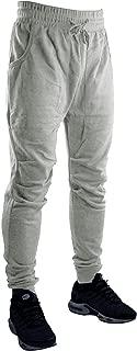 Classic Fleece Jogger Pants Casual Slim Fit