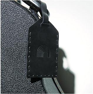 D'Addario DF105 Leather Luggage Tag