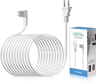 Lenink Power Cable Cord Compatible with Sonos Play 1 and One Speaker Accessories,4.9ft/1.5m