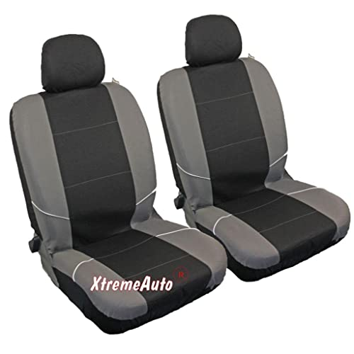09- HEAVY DUTY SINGLE DRIVERS SEAT COVER BLACK VAUXHAL INSIGNIA SPORT TOURER