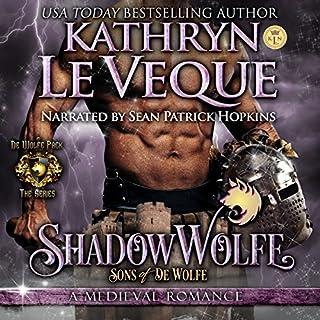 ShadowWolfe audiobook cover art