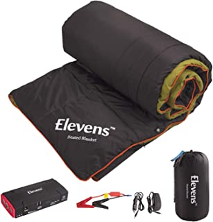 Alice Battery-Operated Heated Camping Blanket Sleeping Bag Alternative for Outdoor,80