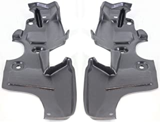 Set Of 2 compatible with Genesis 09-15 / Genesis Coupe 10-16 Under Cover Right and Left Side