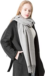Winter Couple Scarfs Shawl Wraps Tassel Long Scarf Large Soft Shawls and Wraps Ideal Scarf