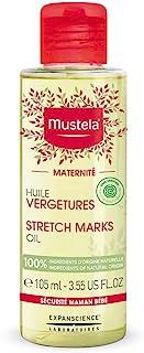 Sponsored Ad - Mustela Stretch Marks Oil, 3.54 FL. OZ, 100% Ingredients of Natural Origin, 3.55 fl. oz.