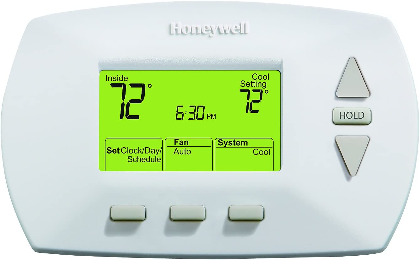Honeywell RTH6350 5-2 Programmable Thermostat - Programmable Household  Thermostats - Amazon.comAmazon.com