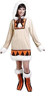 Amazon.es: disfraz esquimal mujer