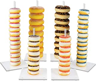 bagel display rack