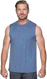Colosseum Mens Charger Sleeveless Tee Shirt