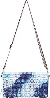 Push It Pop Fidget Toys Handbags and Tote Wallet Purses for Women Fashion Ladies Silicone Top Handle Satchel Shoulder Bags...