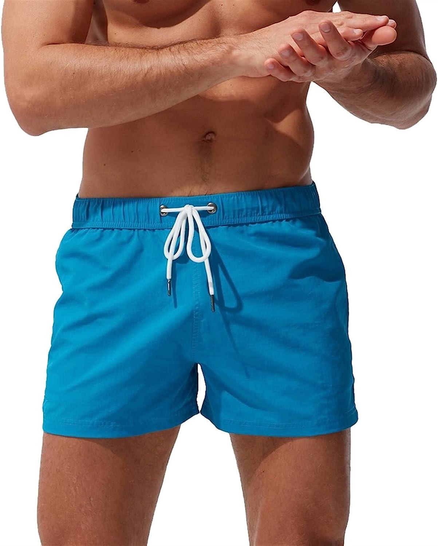 IAMLIUYU Summer Plus Size Men Swimming Swimsuits Shorts Max 55% OFF Swimwear cheap
