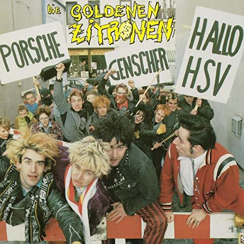 Porsche Genscher Hallo HSV (180g,7inch,Anti-CD) [Vinyl LP]