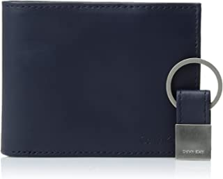 Calvin Klein Men's Rfid Blocking Leather Bookfold Wallet