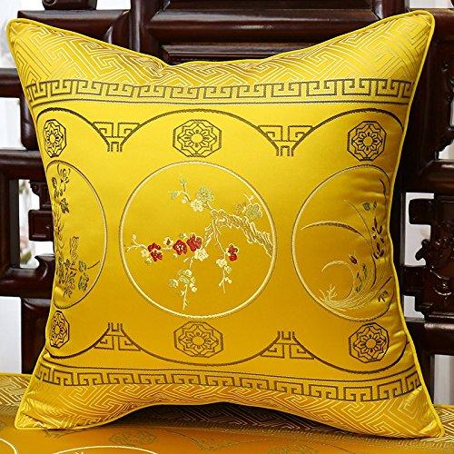 JISHUQICHEFUWU Oreiller de Voiture Haut de Gamme/Coussins/Sofa Coussin/Coussins // Bureau décorations Oreiller/Voiture Taille, B, 50 * 50CM