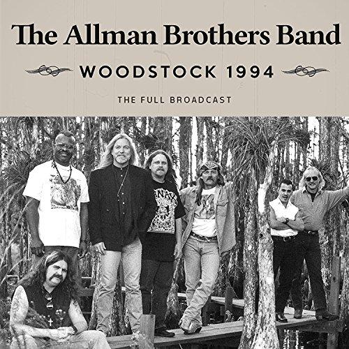 The Full Broadcast Radio Broadcast Woodstock 1994