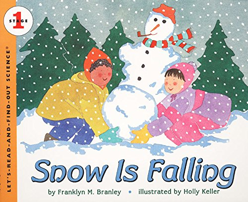 Best snow is falling by franklyn branley for 2021