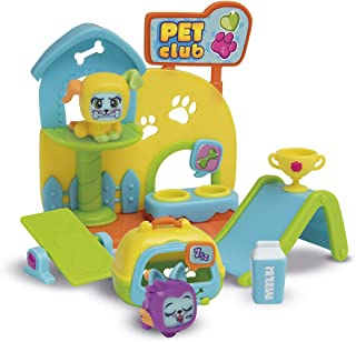 MojiPops I Like Pets Serie 1 - Figuras coleccionables, Multicolor (Magic Box PMPSB216IN10)