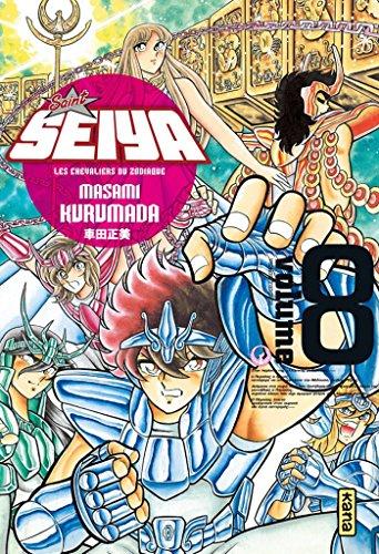 Saint Seiya - Deluxe (les chevaliers du zodiaque) - Tome 8