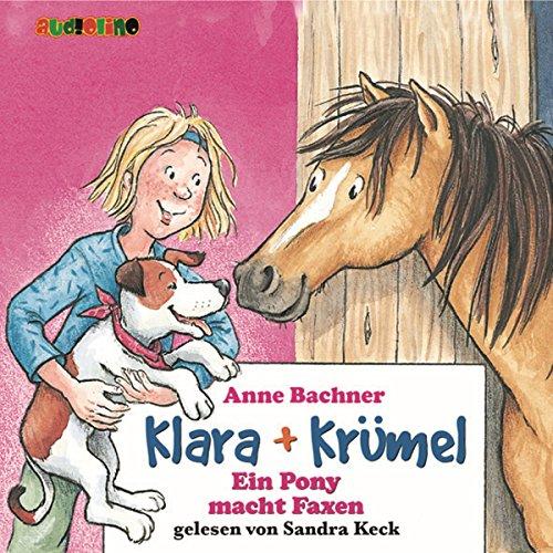 Ein Pony macht Faxen Titelbild