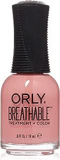 Orly Breathable Treatment + Color Nail Polish - 0.6 oz, 20910 Happy & Healthy